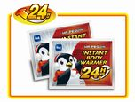 R&R INSTANT BODY WARMER (24Hr-Mr. PEGUIN)